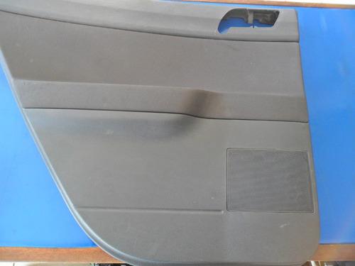 forro de porta vw polo hatch 03 traseira esquerda original