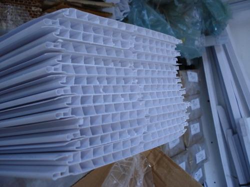 forro de pvc  3,50  metro branco  promoção direto da fabrica