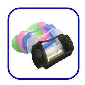 forro de silicon para psp,  nuevos,  en varios colores