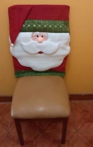 forro de silla navideños colección 2017