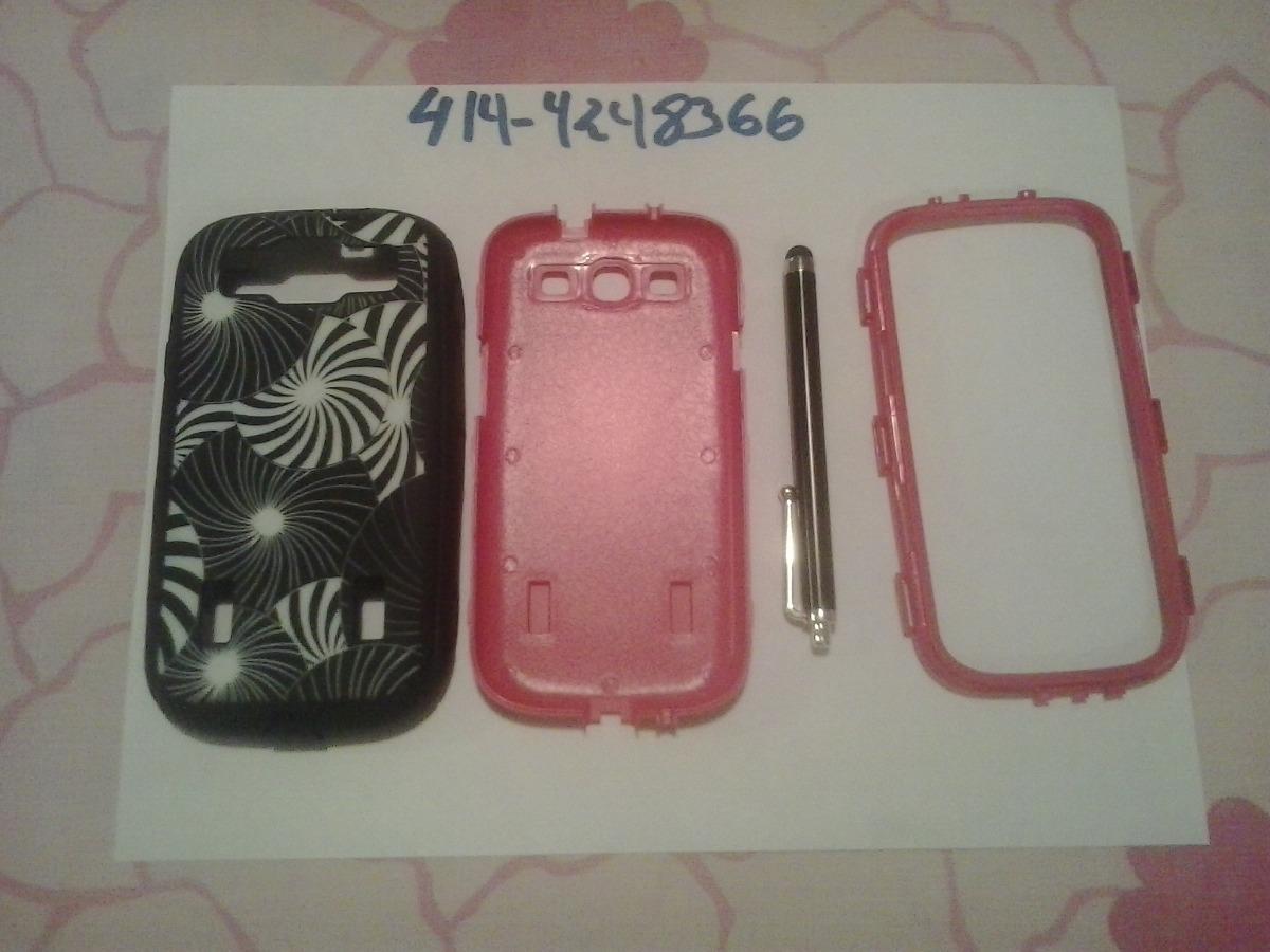 f09542ae5f2 Forro De Telefono Samsung S3 Grande Anti Golpe Made In Usa - Bs. 5 ...