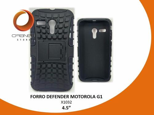 forro defender motorola moto g2 g3 / moto x3 lux / x play