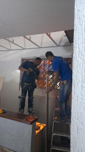 forro drywall tabicado mão de obra e material