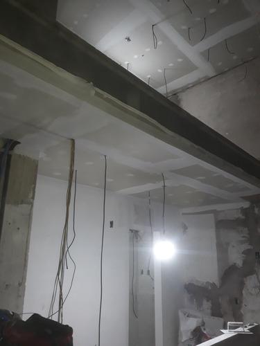 forro e divisórias drywall