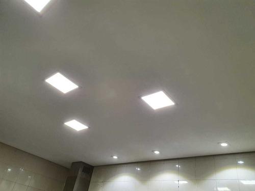 forro e paredes de drywall simples e acústicas