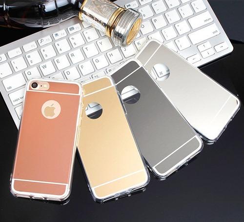 forro espejo lujo iphone 4/4s 5/5s/5se 6/6s
