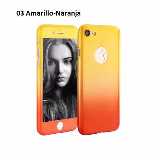 forro estuche 360º iphone 6 / 6s