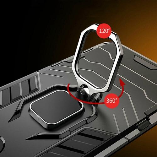 forro estuche hybrid ring samsung a10 a20 a30 a50 a70