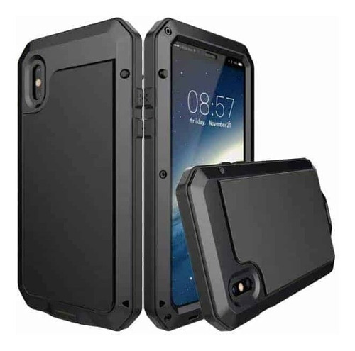 forro estuche lunatik tactik iphone 6 7 8 plus x xr xs max