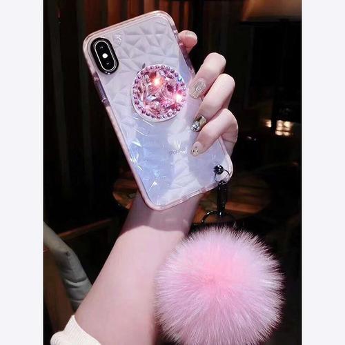 forro estuche madonna iphone 7 8 plus  x / xs / xr / xs max