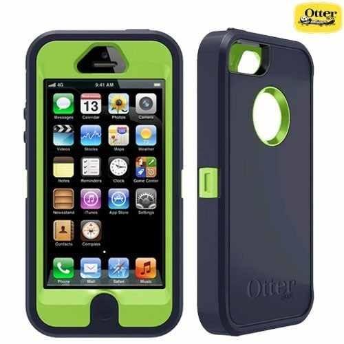 forro estuche otterbox defender iphone 4s 5s 5c 6 6s 7 plus