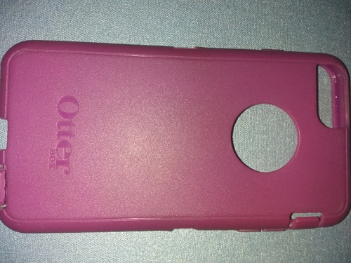 forro estuche otterbox defender iphone 6 7 8 plus x 10