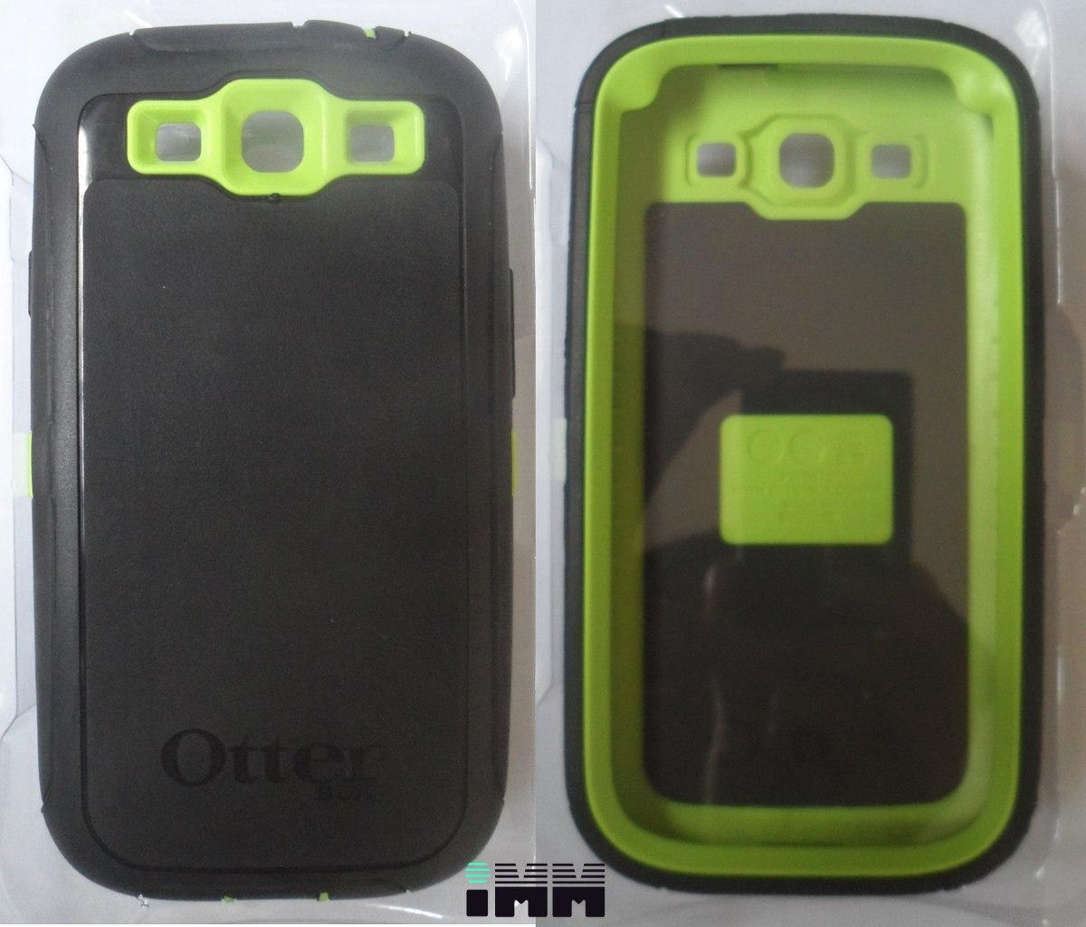 e514ad6c15b Forro Estuche Otterbox Defender Otter Box Samsung Galaxy S3 - Bs. 0 ...