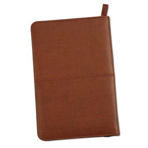 forro estuche portafolio tarjetero de cuero sintetico