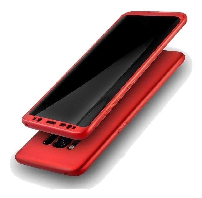59a5036bd74 Forro Estuche Protector Lujo 360 Samsung S8, S8 Plus +screen ...