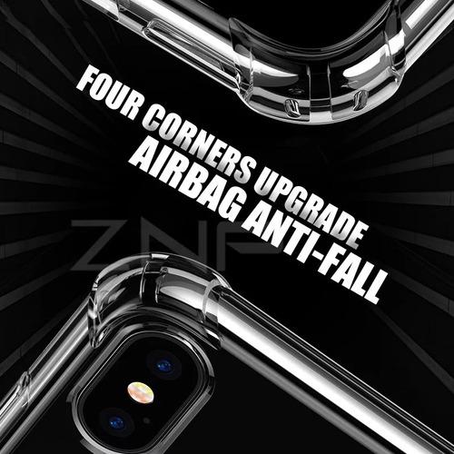 forro estuche protector lujo antishock iphone 8, 8 plus