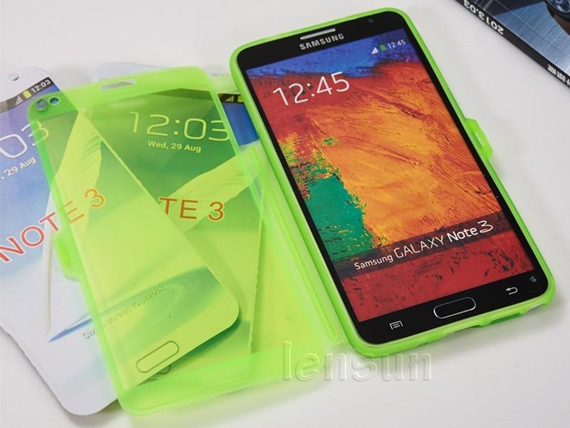 Oferta Protector Forro Estuche Samsung Galaxy Note 3