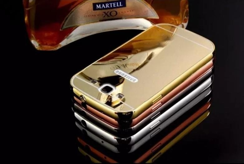 Forro Estuche Lujo Espejo Samsung J5 J7 S3 S5 S6 S7 S7