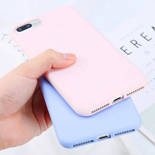 forro estuche tpu candy iphone 6 / 6 plus 7 / 7 plus 8 10 x