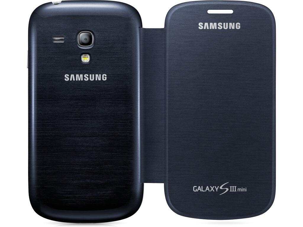 86f407552c7 Forro Flip Cover Negro Para Samsung Galaxy S3 Mini - Bs. 0,14 en ...