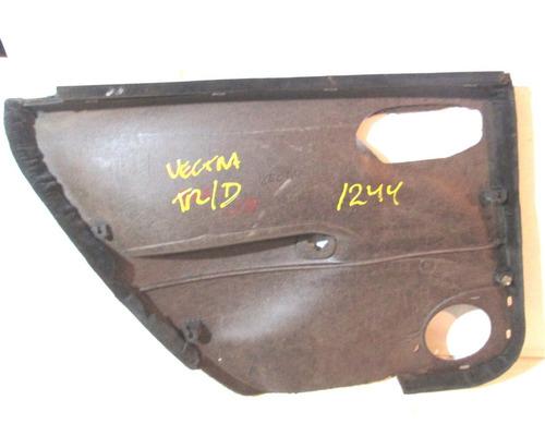 forro forração de porta vectra 97 traseiro direito 1244