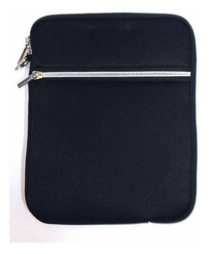 forro funda portatil o tablet lona tamaño 10 pulgadas r.1003