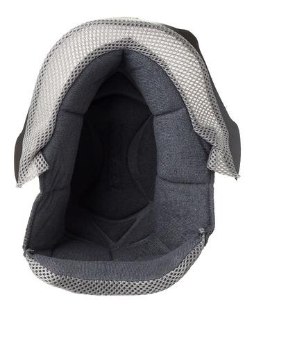 forro interno superior texx capacete hummer bombardier 56
