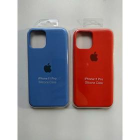 Forro iPhone 11 Pro Silicon Case Somos Tienda Fisica
