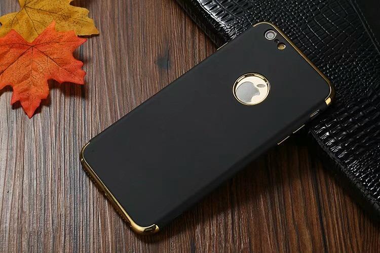 578031912b4 Forro iPhone 5 5s 5se 6 6s 7 8 X Antigolpes 3 En 1 Elegantes - Bs.  31.474,60 en Mercado Libre