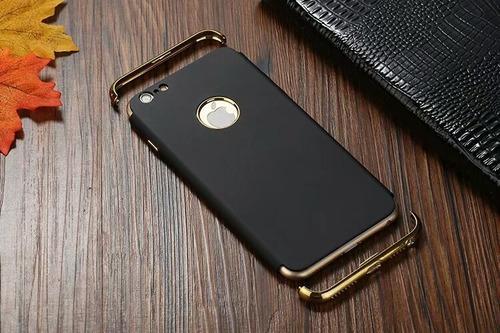 1967c9e93c1 Forro Iphone 5s 5se 6 6s 7 8 X Antigolpes 3 En 1 Elegantes - Bs ...