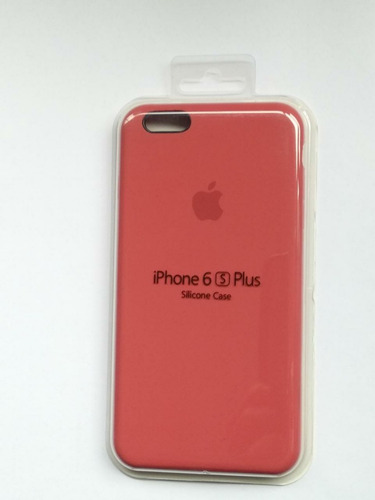 forro iphone 6 6s 7 8 iphone x  7 plus rojo silicone case