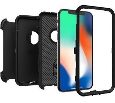 forro iphone 6 6s plus 7/7plus 8/8plus x otterbox defender