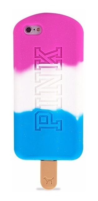 fdb0c5c7be9 Forro iPhone 6 Mod.: Paleta De Helado Pink - Bs. 70.500,00 en ...