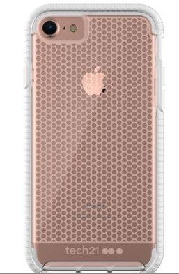 forro iphone 7/7 plus,iphone 8/8 plus orig. tech 21 evo mesh