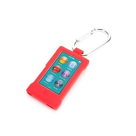 forro ipod nano 7g griffin courier clip rosado