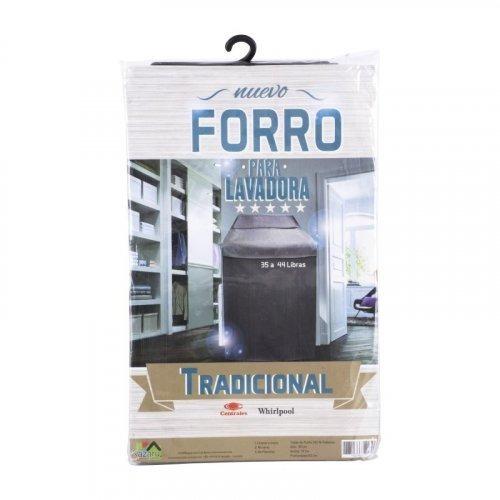 forro lavadora digital 35 - 44lb cubre lavadoras capa  ea
