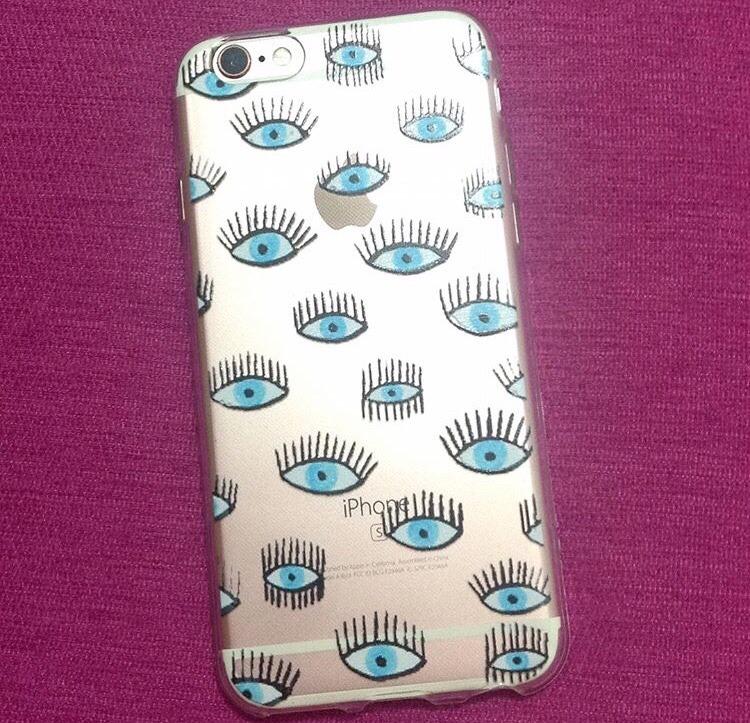 b02b60864c5 Forro Ojos Malignos Para iPhone 6/6s + Obsequio - $ 17.000 en ...
