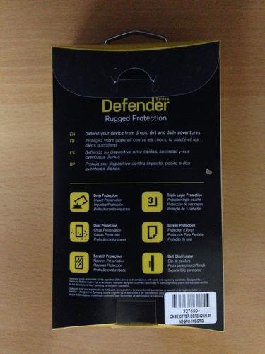 forro otter box defender samsung galaxy s6 kingpc13 (tienda)