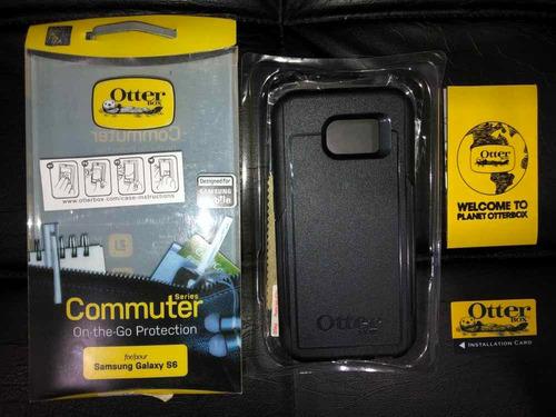 forro otterbox commuter s6