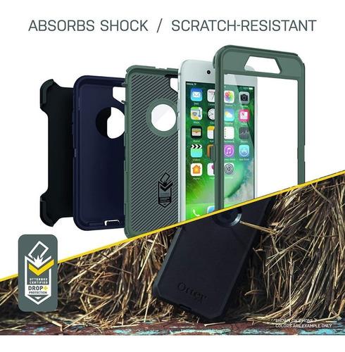 forro otterbox symmetry iphone 8-7-6 y 8-7-6 plustienda