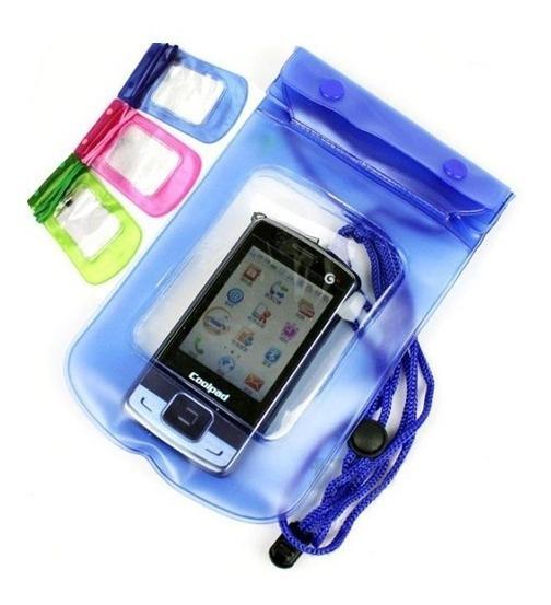 f1390f348c3 Forro Protector Bolsa Para Celulares Sumergible En Agua 5 - $ 5.900 ...