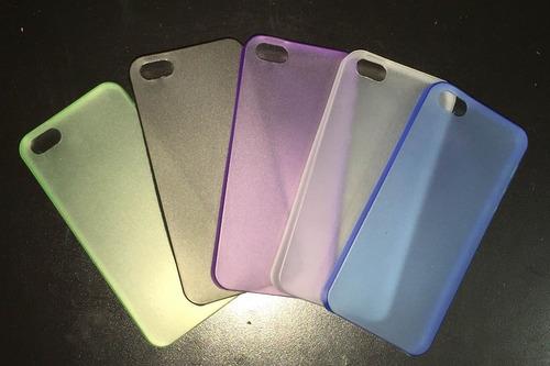 Forro Para IPhone 5 5s Y Samsung S4