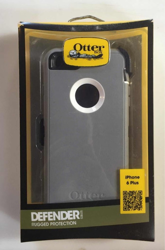 forro para iphone 6 plus y 6s plus otterbox defender nuevo