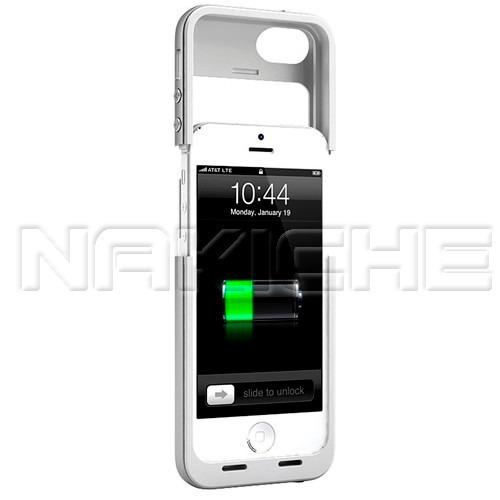 b609e1d1162 forro cargador para iphone 5 5s 2500 mah bateria externa · forro para iphone