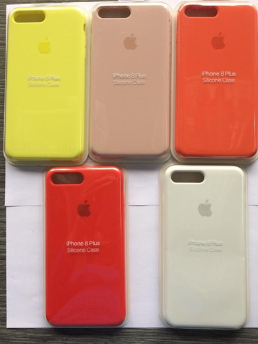 forro para iphone silicon