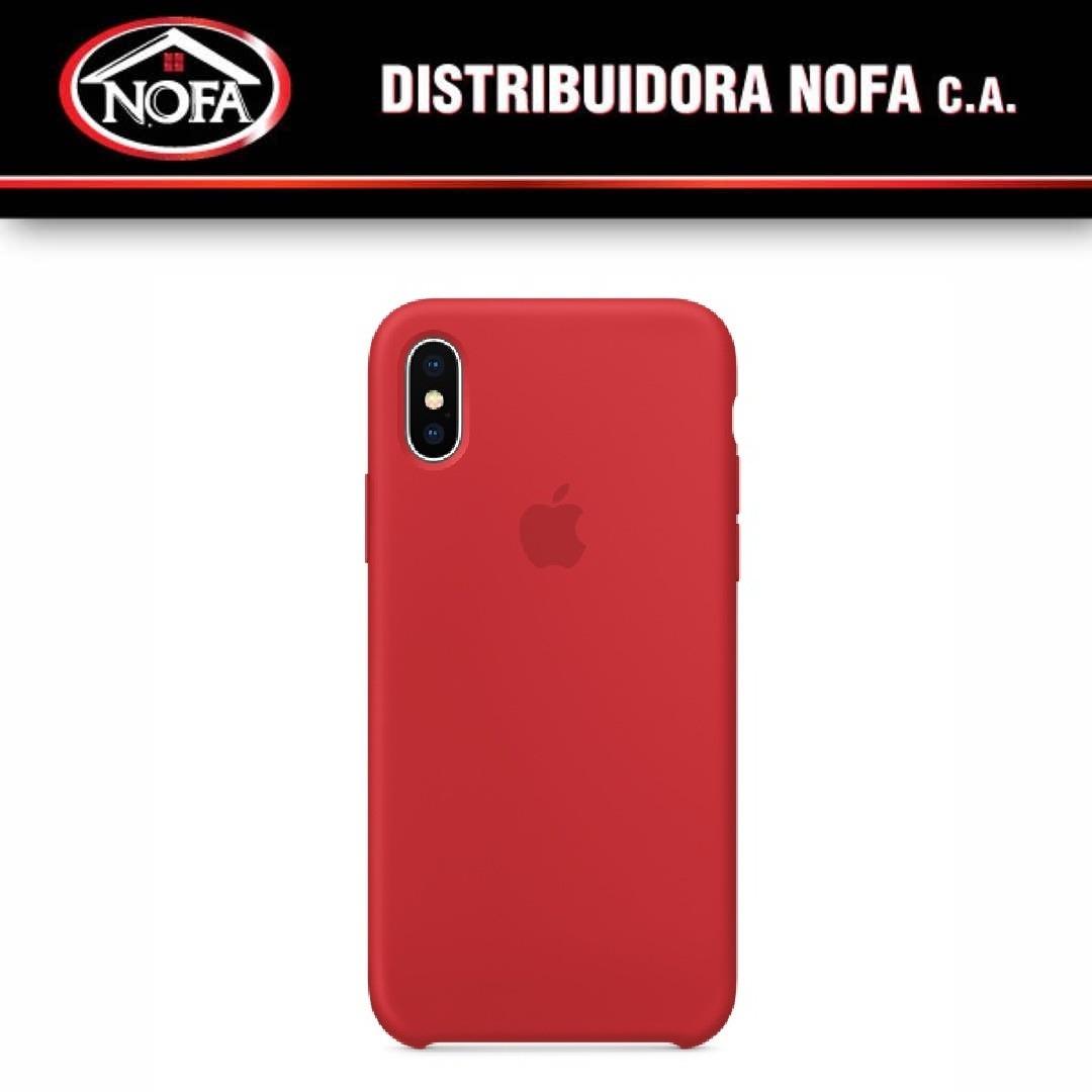 830ebcbcd19 Forro Para iPhone X Original Case Apple Silicone - Bs. 38.078,70 en ...