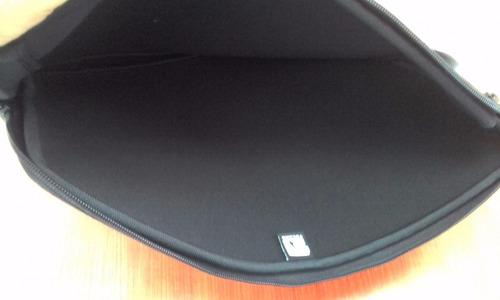 forro para laptop, en neopreno nuevo tamaño: 15,4'' nuevos