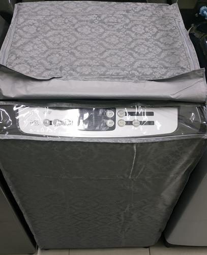 forro para lavadora digital multimarcas de 26 a 35 libras