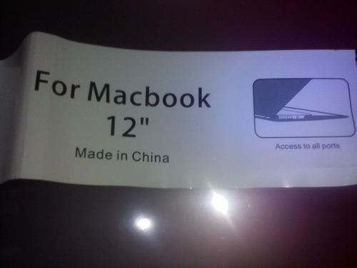 forro para macbook 12 pulgadas nuevo