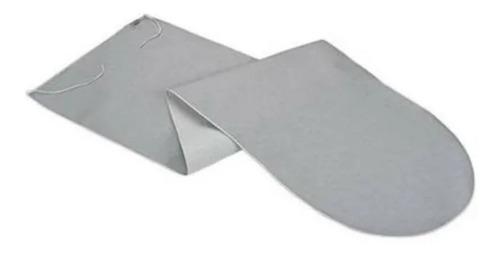 forro para passadeira tábua de roupa almofadada 1,60 x 0,60